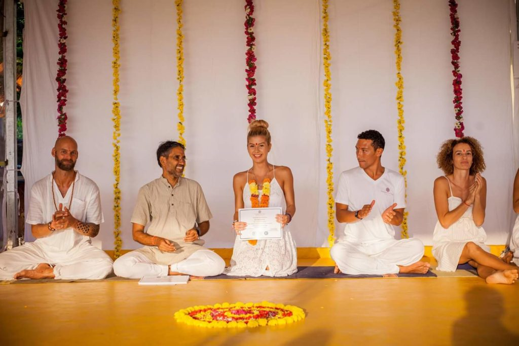 Yoga Experience in India